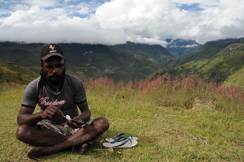 Indonesien, West-Papua, Wamena, Baliem-Tal, valley, Trekking, Tour, Betelnuss, www.wo-der-pfeffer-waechst.de