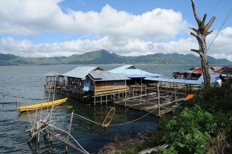 Danau Tondano, See, Restaurant, Minahasa-Hochland, Nord-Sulawesi, Insel, Indonesien, Indonesia, Reiseberichte, Foto: Heiko Meyer, www.wo-der-pfeffer-waechst.de