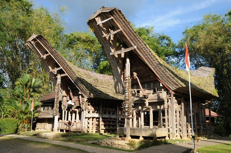 Kete Kesu, Tongkonan, Tana Toraja, Dorf, Sulawesi, Island, Insel, Indonesien, Indonesia, traditionelle Häuser, Reiseberichte, Foto: Heiko Meyer, www.wo-der-pfeffer-waechst.de