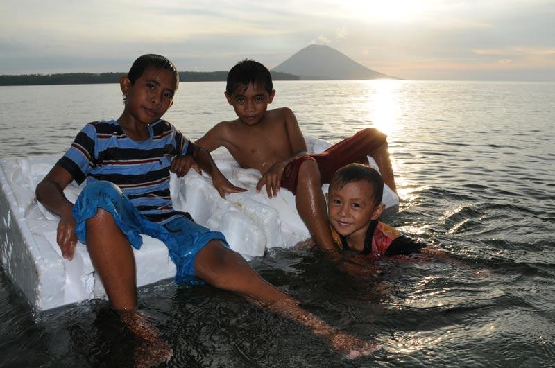 Pulau Siladen, Island, Insel, Badespaß, Nord-Sulawesi, Indonesien, Indonesia, Reiseberichte, Foto: Heiko Meyer, www.wo-der-pfeffer-waechst.de