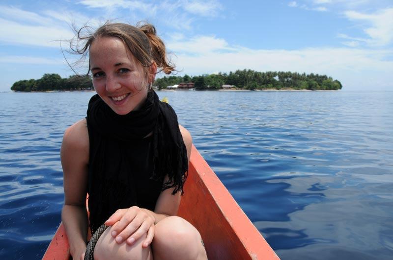 Pulau Siladen, Island, Insel, Boot, Nord-Sulawesi, Indonesien, Indonesia, Reiseberichte, Foto: Heiko Meyer, www.wo-der-pfeffer-waechst.de