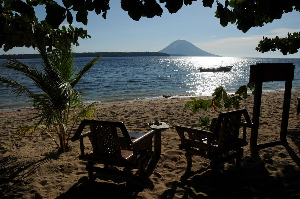Pulau Siladen, Island, Insel, Strand, Beach, Nord-Sulawesi, Indonesien, Indonesia, Reiseberichte, Foto: Heiko Meyer, www.wo-der-pfeffer-waechst.de