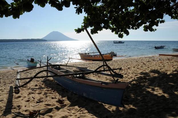 Indonesien, Indonesia, Nord-Sulawesi, Pulau Siladen, Bunaken, Manado Tua, Insel, Reiseberichte, www.wo-der-pfeffer-waechst.de