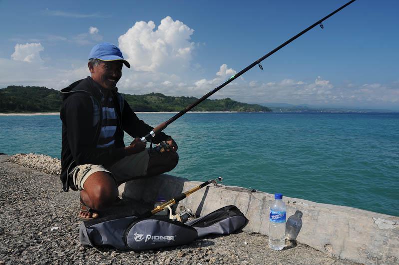 Indonesien, Sumba, Insel, Strände, Beach, Pantai Rua, Angler, Reisebericht, www.wo-der-pfeffer-waechst.de