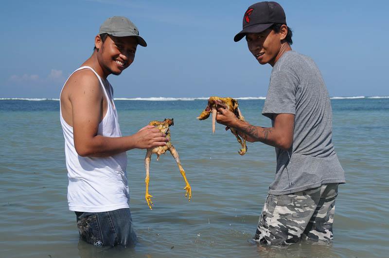 Indonesien, Sumba, Insel, Strände, Beach, Pantai Rua, Barbecue, Reisebericht, www.wo-der-pfeffer-waechst.de