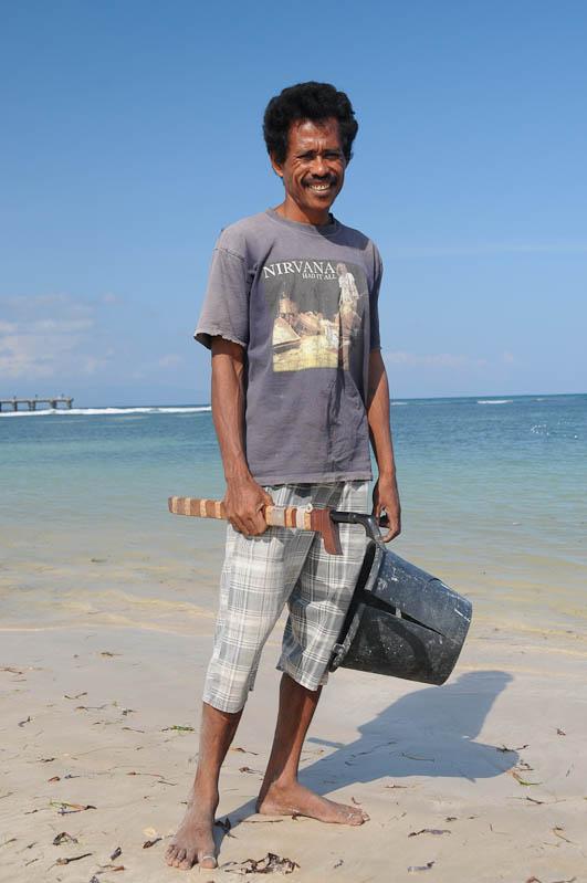 Indonesien, Sumba, Insel, Strände, Beach, Pantai Rua, Strandläufer, Reisebericht, www.wo-der-pfeffer-waechst.de