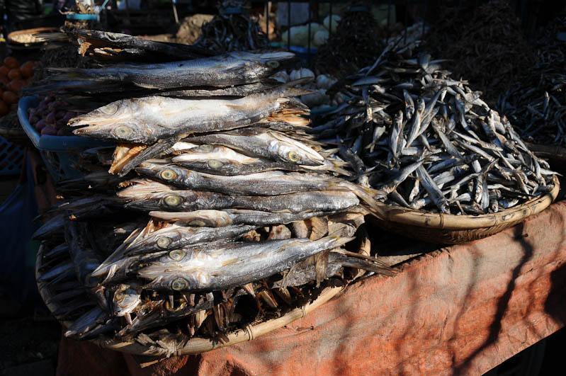 Indonesien, Sumba, Insel, Waikabubak, Markt, Fisch, ikan, Reisebericht, www.wo-der-pfeffer-waechst.de