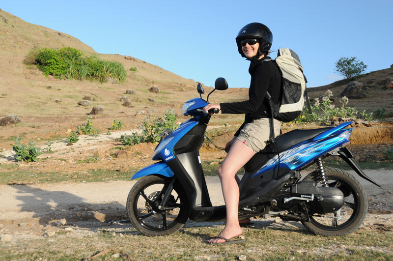 Indonesien, Indonesia, Insel, Lombok, Kuta, Strände, Beach Hopping, Modep, Motorrad, Scooter, Reiseberichte, Foto: Heiko Meyer, www.wo-der-pfeffer-waechst.de