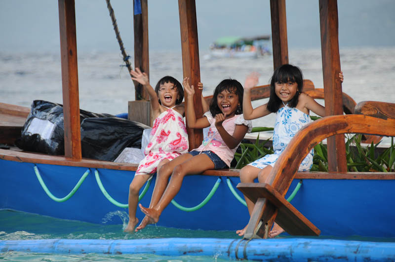 Gili Trawangan, Gili-Inseln, Gilis, Lombok, Indonesien, Indonesia, Ankunft, Kinder, Reiseberichte, www.wo-der-pfeffer-waechst.de