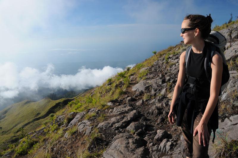 Indonesien, Indonesia, Insel, Lombok, Vulkan, volcano, Gunung Rinjani, National Park, Reiseberichte, Julia, Foto: Heiko Meyer, www.wo-der-pfeffer-waechst.de
