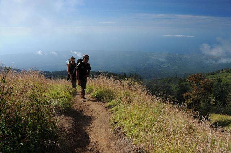 Indonesien, Indonesia, Insel, Lombok, Vulkan, volcano, Gunung Rinjani, National Park, Reiseberichte, Foto: Heiko, www.wo-der-pfeffer-waechst.de