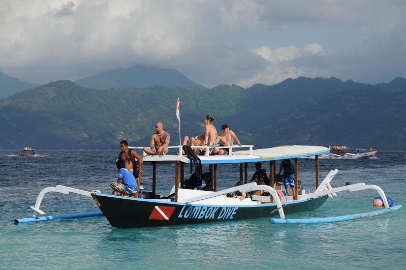 Lombok, Gili Trawangan, Lombok Dive, Tauchen, Indonesien, Indonesia, Insel, Reiseberichte, www.wo-der-pfeffer-waechst.de