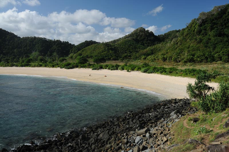 Indonesien, Indonesia, Insel, Lombok, Kuta, Strände, Mawi, Beach, Reiseberichte, Foto: Heiko Meyer, www.wo-der-pfeffer-waechst.de