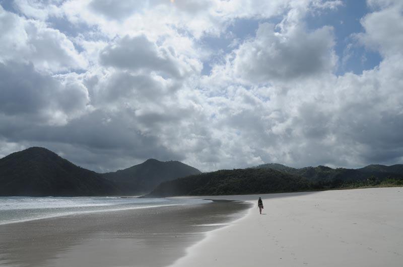 Indonesien, Indonesia, Insel, Lombok, Kuta, Strände, Selong Belanak, Beach, Reiseberichte, Foto: Heiko Meyer, www.wo-der-pfeffer-waechst.de