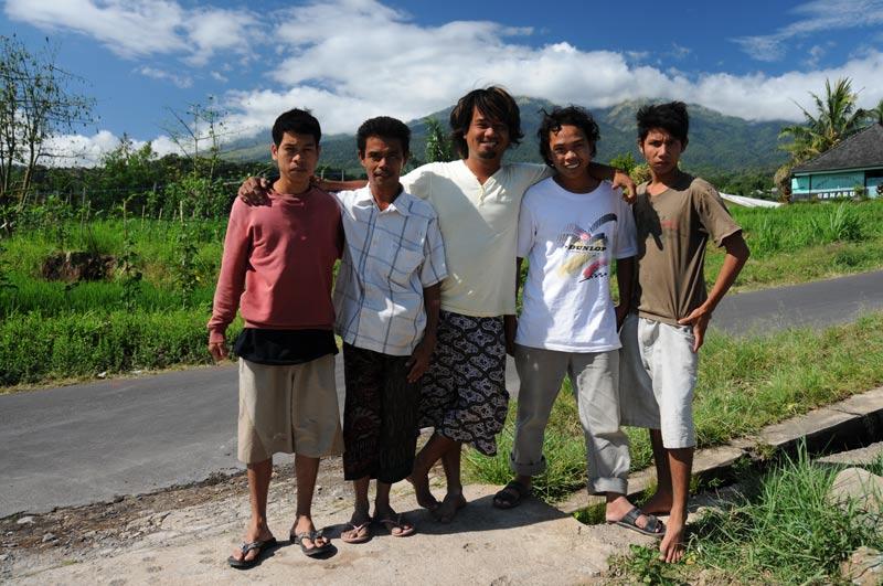 Indonesien, Indonesia, Insel, Lombok, Senaru, Vulkan, Gunung Rinjani, Reiseberichte, Guides, www.wo-der-pfeffer-waechst.de