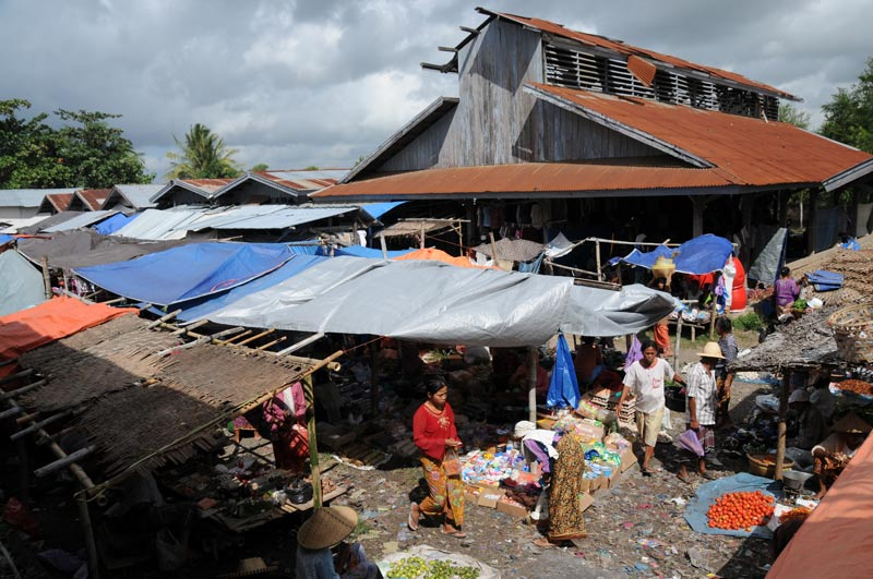 Indonesien, Indonesia, Insel, Lombok, Sengkol, lokaler Markt, market, Reiseberichte, Foto: Heiko Meyer, www.wo-der-pfeffer-waechst.de