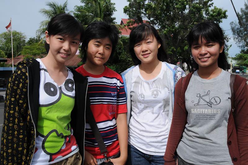 Indonesien, Indonesia, Sumatra, Banda Aceh, Studentinnen, Reiseberichte, www.wo-der-pfeffer-waechst.de