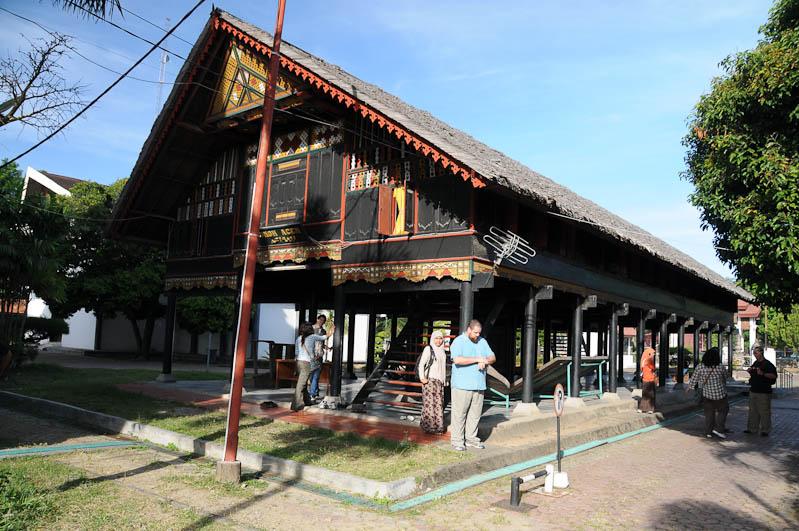 Indonesien, Indonesia, Sumatra, Banda Aceh, Museum Aceh, Reiseberichte, www.wo-der-pfeffer-waechst.de