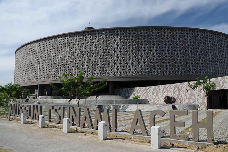 Indonesien, Indonesia, Sumatra, Banda Aceh, Museum, Tsunami, Tsunami-Museum, Naturkatastrophe, Reiseberichte, www.wo-der-pfeffer-waechst.de