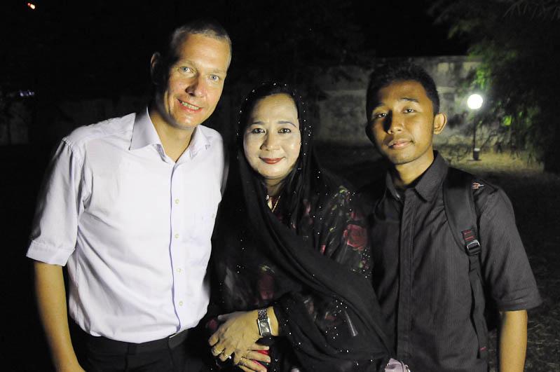 Heiko Meyer, Linda Nurdin, Indonesien, Indonesia, Sumatra, Banda Aceh, ICAIOS, Reiseberichte, www.wo-der-pfeffer-waechst.de