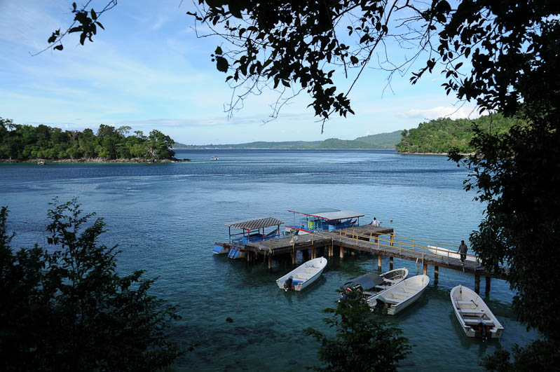 Jetty, Iboih Beach, Pulau Weh, Insel, Sabang, Sumatra, Banda Aceh, Indonesien, Indonesia, Reiseberichte, www.wo-der-pfeffer-waechst.de