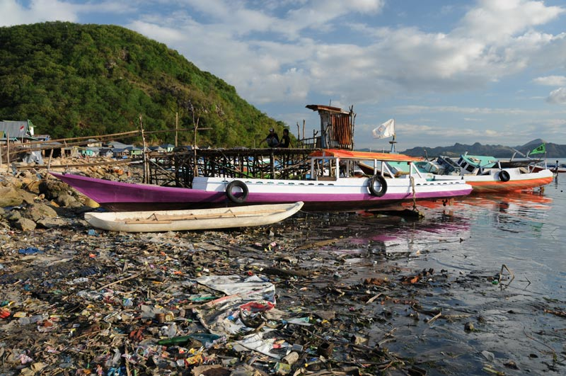 Indonesien, Indonesia, Labuan Bajo, Hafen, Müll, kleine Sunda, vorgelagerte Inseln, Pulau, West-Flores, Reiseberichte, Foto: Heiko Meyer, www.wo-der-pfeffer-waechst.de