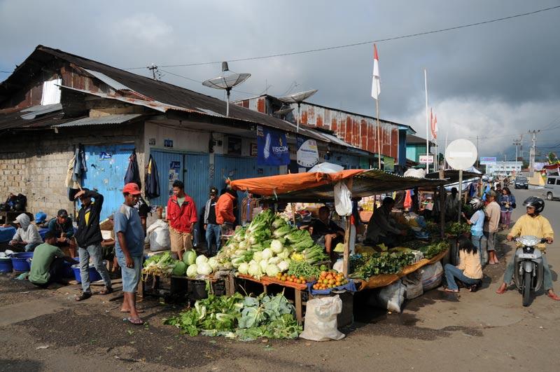 Indonesien, Indonesia, Ruteng, kleine Sunda, vorgelagerte Inseln, Pulau, West-Flores, Markt, Reiseberichte, Foto: Heiko Meyer, www.wo-der-pfeffer-waechst.de