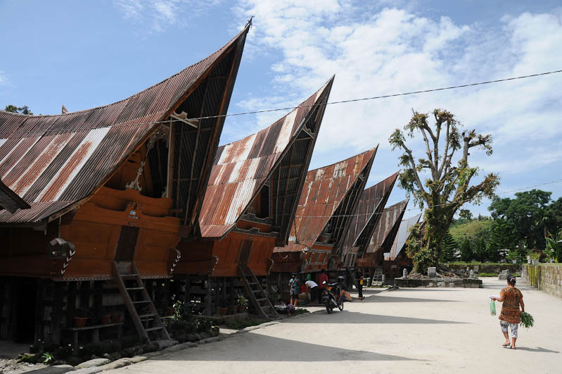 Ambarita, Lake, Toba-See, Danau, traditionelles Batak-Dorf, village, Pulau, Samosir, Tuk Tuk, Nord-, Sumatra, Indonesien, Indonesia, Reisebericht, www.wo-der-pfeffer-waechst.de