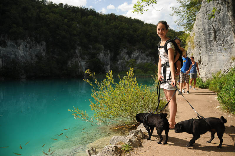 Kroatien, Plitwitzer Seen, Reiseberichte, Reisen mit Kindern, Hunden, Foto: Heiko Meyer, www.wo-der-pfeffer-waechst.de