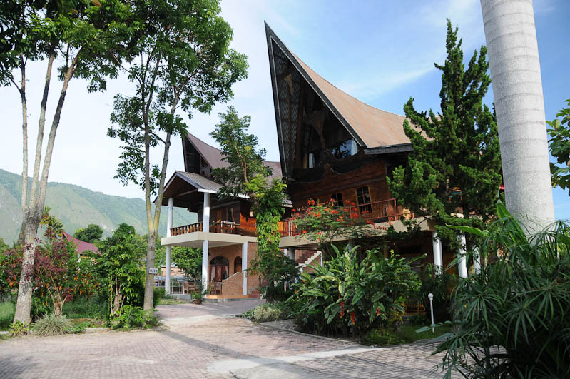 Tabo Cottages, room, Hotel, accommodation, guesthouse, Booking, Lake, Toba-See, Danau, Fähre, ferry, Batak, Haus, Pulau, Samosir, Tuk Tuk, Batak, Nord-, Sumatra, Indonesien, Indonesia, Reisebericht, www.wo-der-pfeffer-waechst.de
