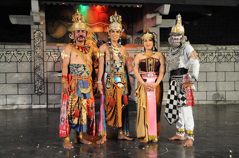 Yogyakarta, Java, Ramayana-Ballett, 50 Bilder, die sofort Lust auf eine Indonesien-Reise machen, Indonesia, Reiseberichte, Foto: Heiko Meyer, www.wo-der-pfeffer-waechst.de