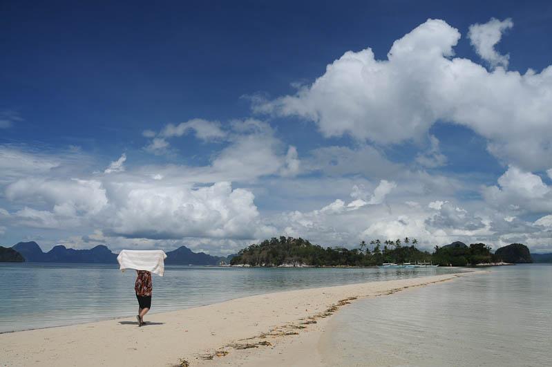 Bacuit Archipel, archipelago, El Nido, Palawan, Philippinen, Inseln, Beach, Strand, Strände, Reisebericht, www.wo-der-pfeffer-waechst.de