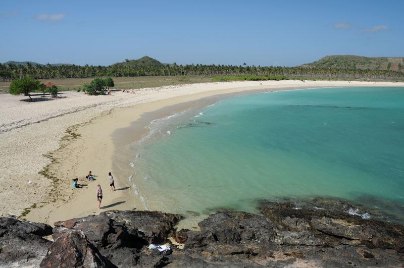 Indonesien, Indonesia, Insel, Süd-, Lombok, Kuta, Strände, Pantai, Tanjung Aan, Beach, Foto: Heiko Meyer, www.wo-der-pfeffer-waechst.de