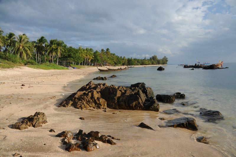 Koh Jum, Golden Pearl Beach, Andaman Beach, Strand, Strände, Thailand, thailändische Inseln, Reiseberichte, Foto: Heiko Meyer, www.wo-der-pfeffer-waechst.de