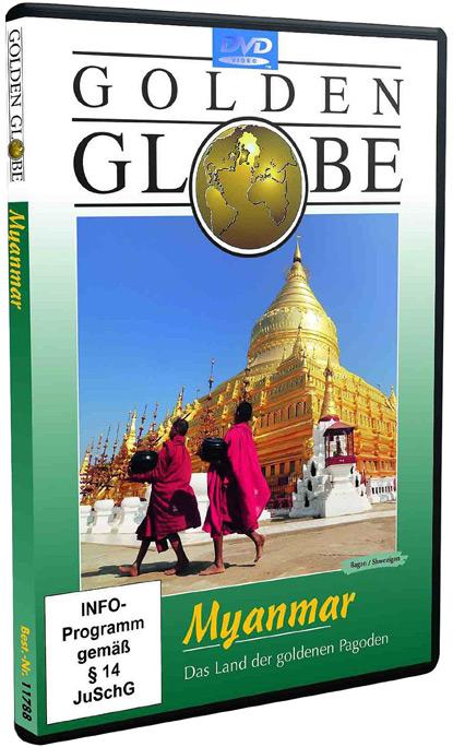 Bagan, Golden Globe: Myanmar – Das Land der goldenen Pagoden, DVD, Komplett-Media, Filmtipp, Verlosung, Burma, Birma, www.wo-der-pfeffer-waechst.de