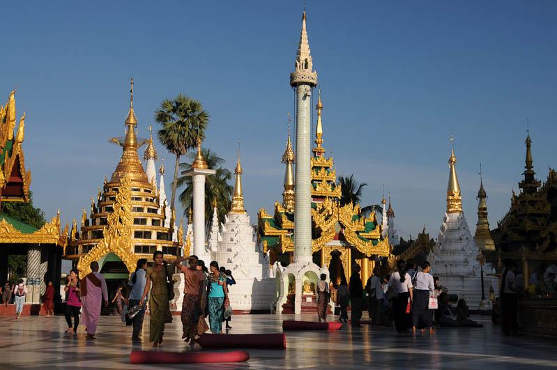 Yangon, Rangoon, Rangun, Shwedagon-Pagode, Pagoda, paya, Myanmar, Burma, Birma, Reisebericht, www.wo-der-pfeffer-waechst.de