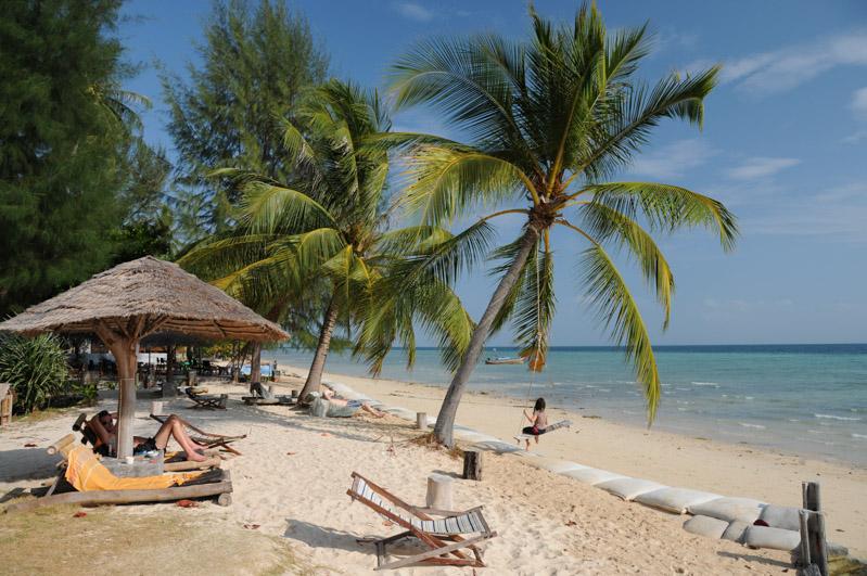 Thailand, thailändische Inseln, Koh Ngai, Hai, Beach, Strand, Strände, Andamanen-See, Reiseberichte, Foto: Heiko Meyer, www.wo-der-pfeffer-waechst.de