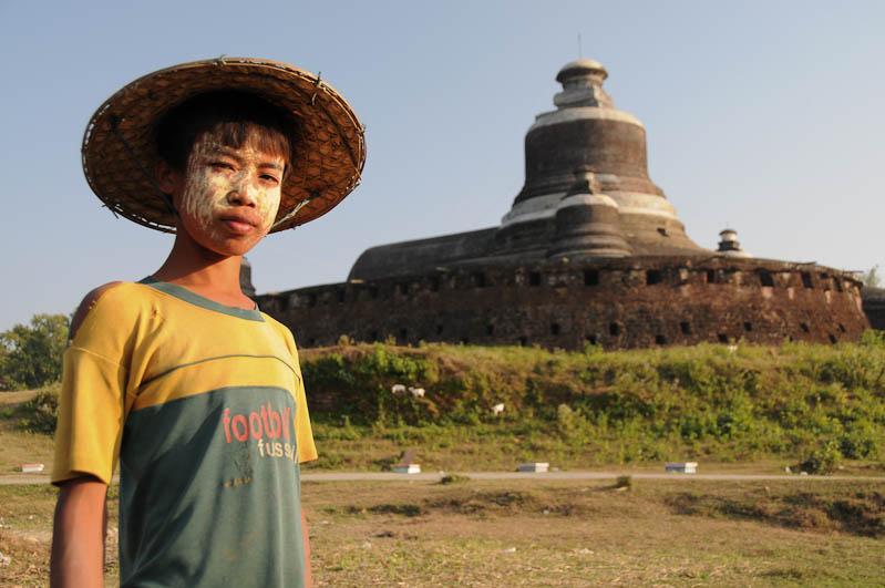 Dukkanthein-Tempel, Mrauk U, Pagode, pagoda, paya, Rakhine-Staat, State, Division, Myanmar, Burma, Birma, Reisebericht, www.wo-der-pfeffer-waechst.de