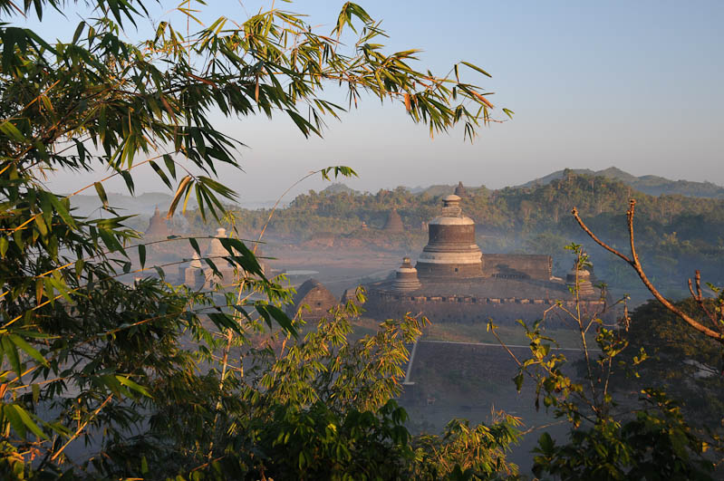 Dukkanthein-Tempel, Mrauk U, Tempel, Paya, Pagoden, Rakhine-Staat, State, Division, Ruine, Myanmar, Burma, Birma, Reisebericht, www.wo-der-pfeffer-waechst.de