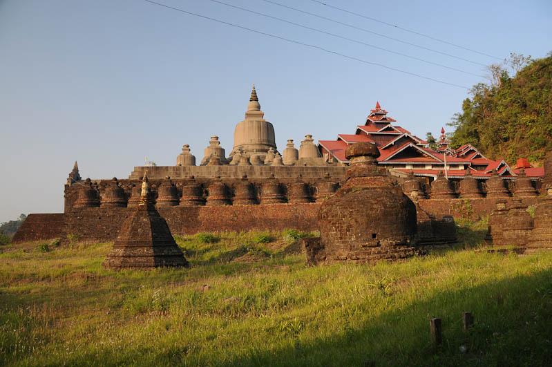 Shittaung-Tempel, Mrauk U, Tempel, Paya, Pagoden, Rakhine-Staat, State, Division, Myanmar, Burma, Birma, Reisebericht, www.wo-der-pfeffer-waechst.de