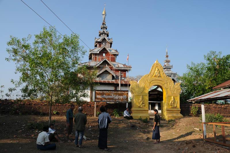 Vesali, Mrauk U, Tempel, Pagode, pagoda, paya, Ruine, Rakhine-Staat, State, Division, Myanmar, Burma, Birma, Reisebericht, www.wo-der-pfeffer-waechst.de