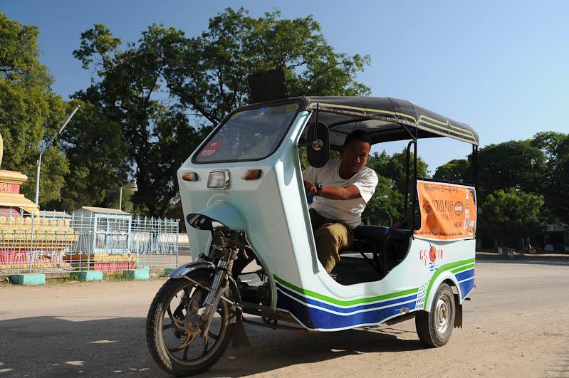 Monywa, Tricycle-Fahrer, Myanmar, Burma, Birma, Reisebericht, www.wo-der-pfeffer-waechst.de