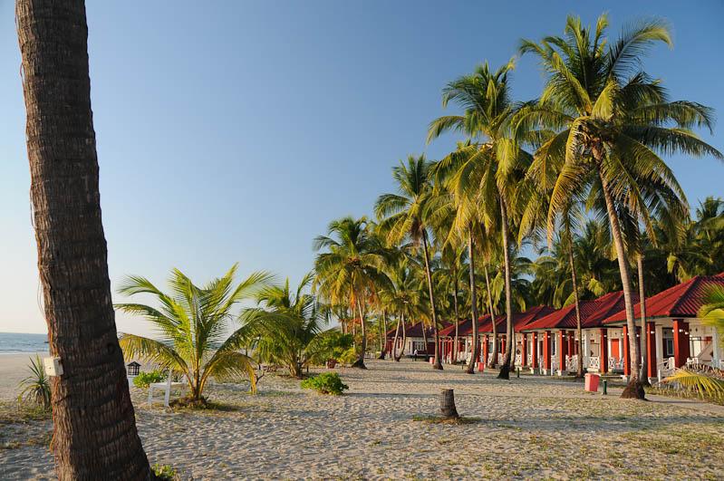Ngwe Saung Beach, Strand, Hotel, Resort, Unterkunft, guesthouse, room, Beachfront, Bungalow, accommodation, Myanmar, Burma, Birma, Golf von Bengalen, Urlaub, Reisebericht, www.wo-der-pfeffer-waechst.de