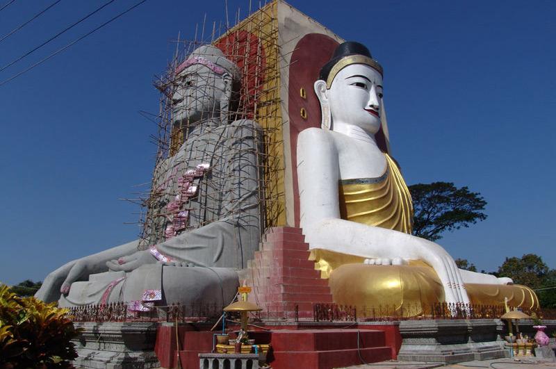 Bago, Mon-Hauptstadt, Buddha, Pagode, Myanmar, Burma, Birma, Reiseberichte, www.wo-der-pfeffer-waechst.de