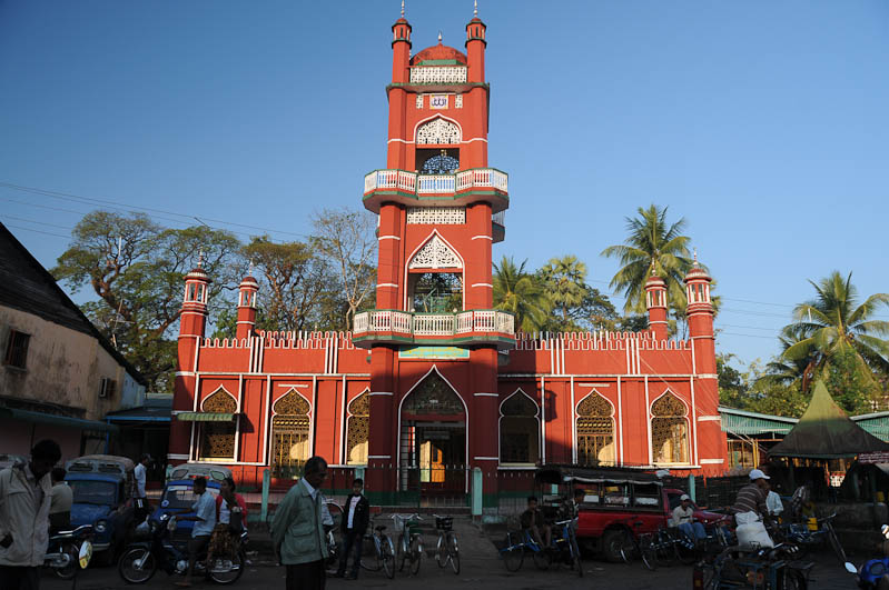 Hpa An, Karen, Kayin, Staat, State, Myanmar, Burma, Birma, Moschee, Reisebericht, www.wo-der-pfeffer-waechst.de