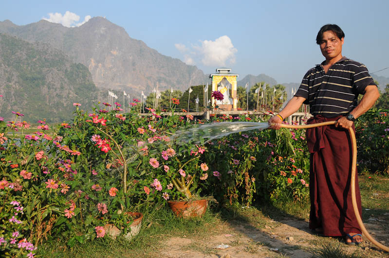Kyauk Ka Lat-Pagode, Hpa An, Karen, Kayin, Staat, State, Landschaft, Myanmar, Burma, Birma, Reiseberichte, www.wo-der-pfeffer-waechst.de