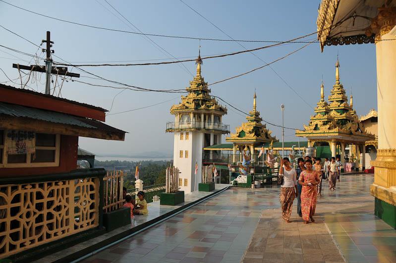 Mawlamyine, Moulmein, Kyaik Thanlan-Pagode, Pagoda, Tempel, Salween, Myanmar, Burma, Birma, Reisebericht, www.wo-der-pfeffer-waechst.de