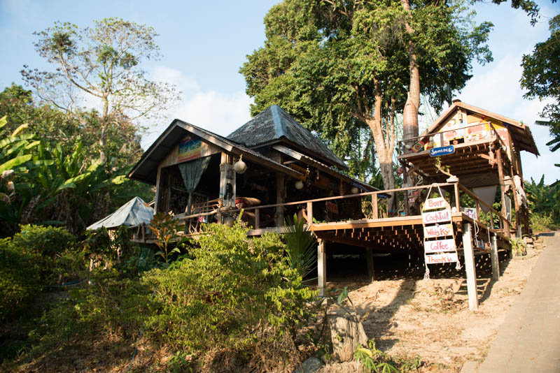 Koh Bulon, Ko Bulon, Leh, Lae, Thailand, Insel, Dschungel, Bar, Beach, jungle, Andamanensee, Bilder, Fotos, Reiseberichte, www.wo-der-pfeffer-waechst.de