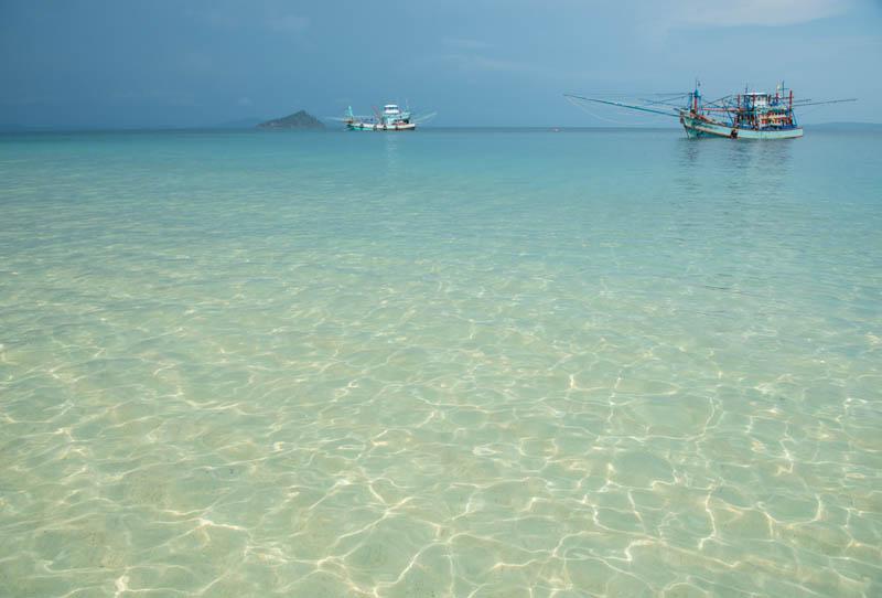 Koh Bulon, Ko Bulon, Leh, Lae, Thailand, Strand, Strände, White Sand Beach, Insel, Andamanensee, Bilder, Fotos, Reiseberichte, www.wo-der-pfeffer-waechst.de