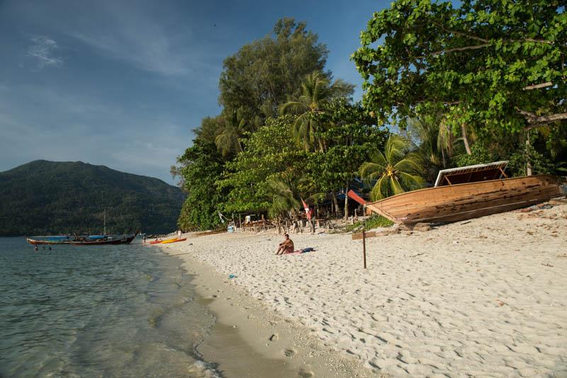Koh Lipe, Ko Lipe, Thailand, Sunset Beach, Strand, Strände, Reiseberichte, www.wo-der-pfeffer-waechst.de